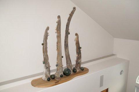 Artwork in Living Room